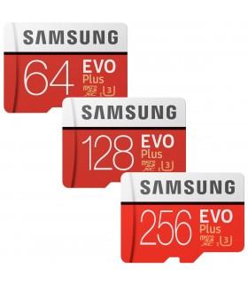 Samsung EVO Plus MicroSD - 100% Dash Cam Memory