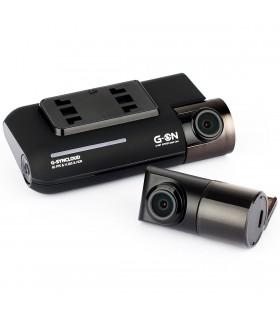 G-NET G-ON - 2CH FullHD 1080p-60fps - GPS-WiFi-HDR Cloud DashCam