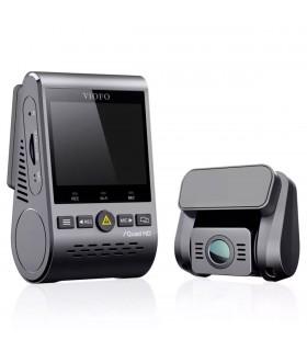 VIOFO A129+ PLUS Duo GPS - 2K QUAD HD - WiFi-2CH Dash Camera