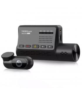 VIOFO A139 - 2CH - QUAD HD+FullHD - GPS-WiFi - Dash Camera