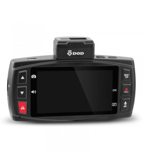 DOD LS475W+ PLUS - WDR FullHD 60fps - GPS Dash Cam