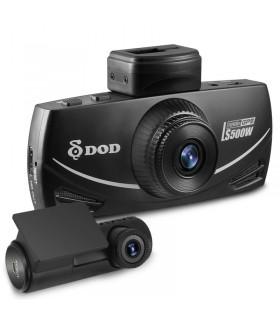 DOD LS500W - DUAL CHANNEL WDR FullHD - GPS Dash Cam