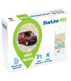 StarLine M66S - Allarme & Monitoraggio Satellitare-CAN INFO