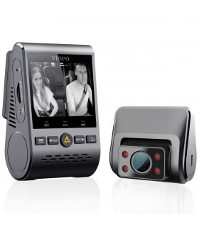 VIOFO A129 Duo IR - GPS + Full HD-WiFi-2CH TAXI Dash Camera